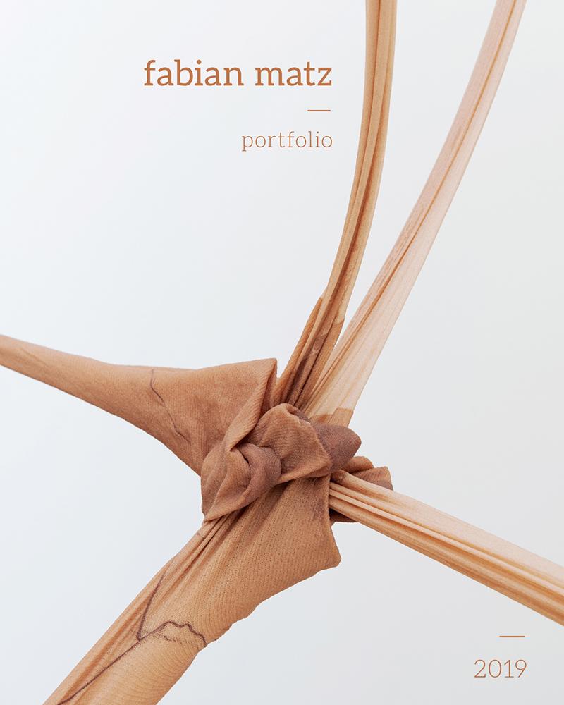 Portfolio 2019 Titelblatt
